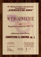 Energetab 2003