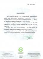 Referencje - Elester PKP