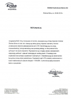 Referencje - Enea Operator