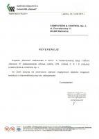 Referencje - Kompania Weglowa