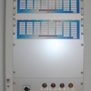 Central signaling equipment cabinet 1