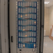 Central signaling equipment cabinet 2