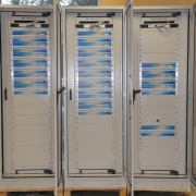 Equipment cabinets registration system disturbances and events 3