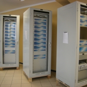 Equipment cabinets registration system disturbances and events 4