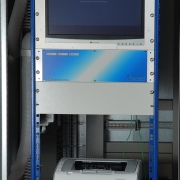 Equipment cabinets visualization system 1