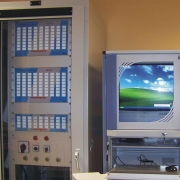 Equipment cabinets visualization system 2
