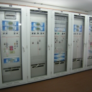 HV equipment cabinets 2