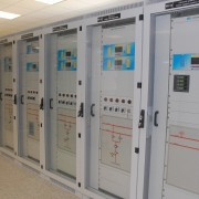 HV equipment cabinets 3