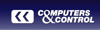 Computers & Control Logo